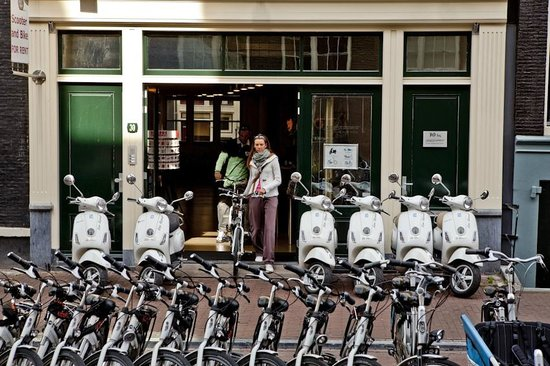 Hotel Scooters : Hotelscooters