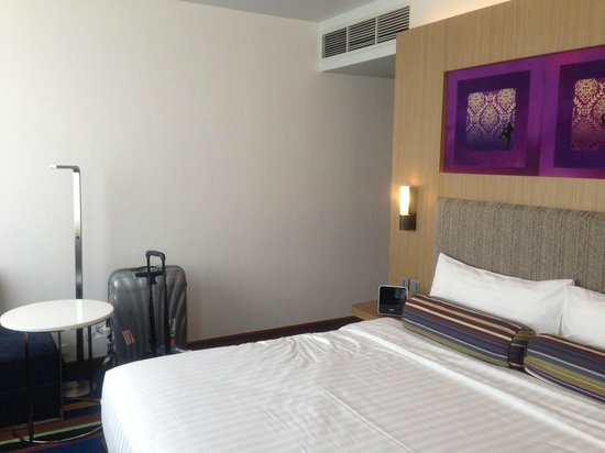 Aloft Bangkok - Sukhumvit 11:                   Roorm