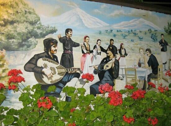 Romantza Taverna i Agia Marina