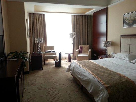 Wan Feng Hotel : Bedroom