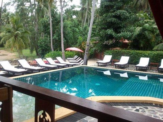 Cyana Beach Resort: POOL