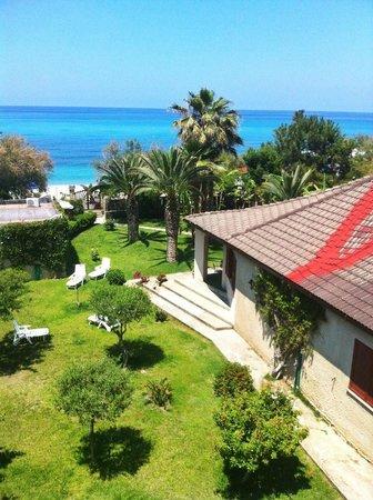 Villa Giada dall'alto!