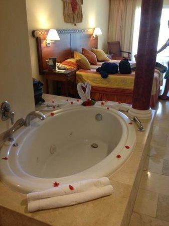 Grand Palladium Bavaro Suites Resort & Spa:                   chambre magnifique