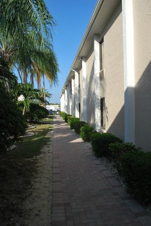 Travelodge Fort Myers: l'esterno dell'albergo