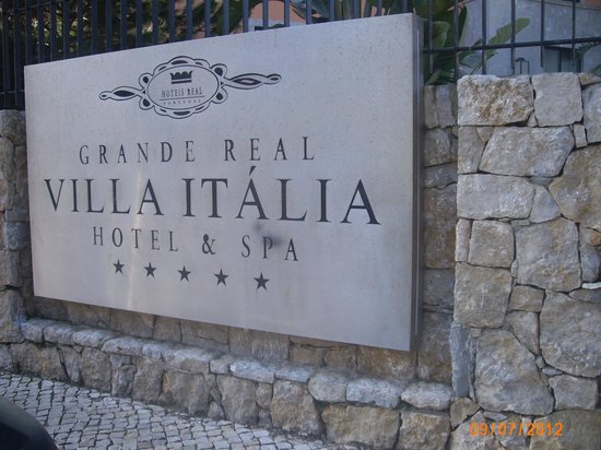 Grande Real Villa Italia Hotel & Spa:                   outdoor view