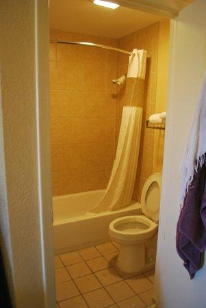 Travelodge Fort Myers: la salla da bagno della camera