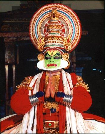 Samskrithy Center for Indian Performing Arts: Kathakali 2