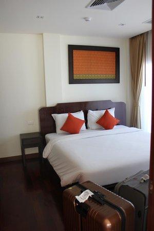 Phunawa Resort:                   Dejligt soveværelse