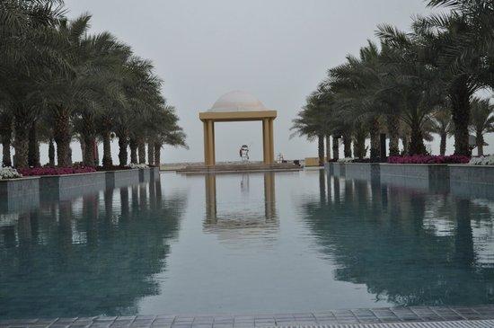 Hilton Ras Al Khaimah Resort & Spa:                   Salt water pool