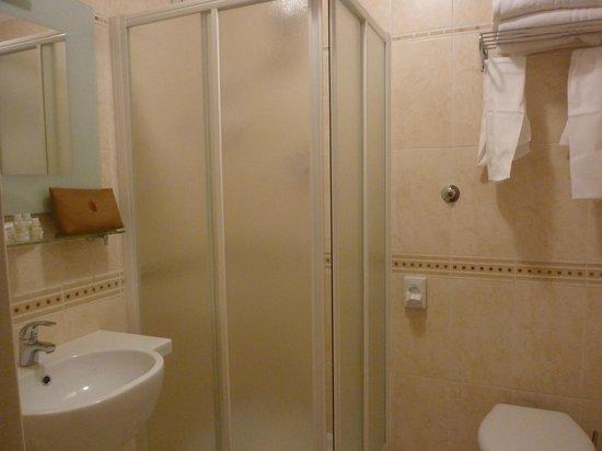 Hotel Cosimo de'Medici: bagno
