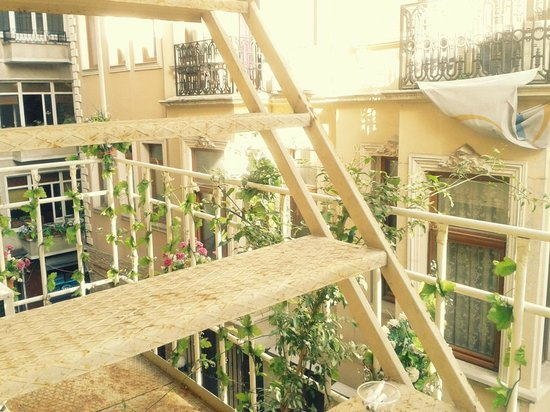 Tamara Suite:                   Balcony