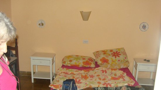 Hotel Altos de la Falda:                   Esta es una de las habitaciones