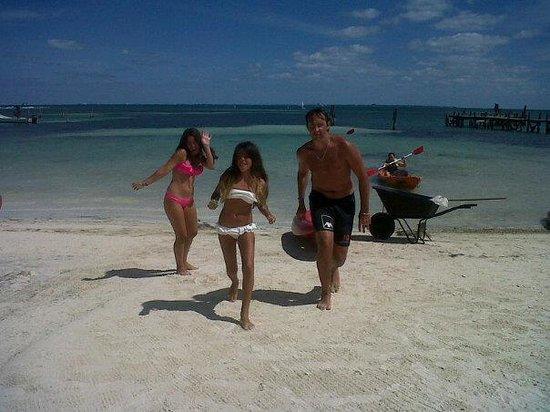 Ocean Spa Hotel:                   en la playa