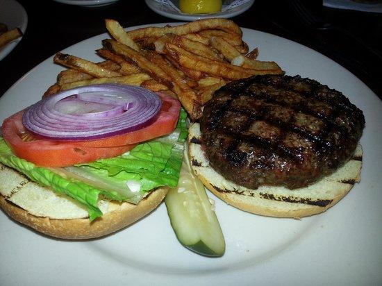 Big Fat Hen Burger