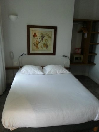 Hotel la Rotonde: Notre chambre