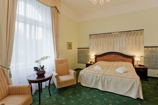 Danubius Health Spa Resort Nové Lázně: Double room