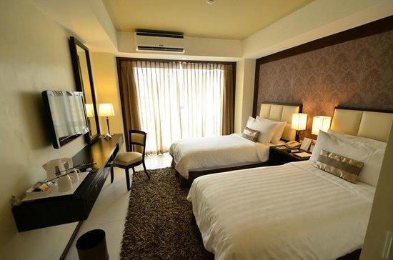 Quest Cebu:                   Bedroom