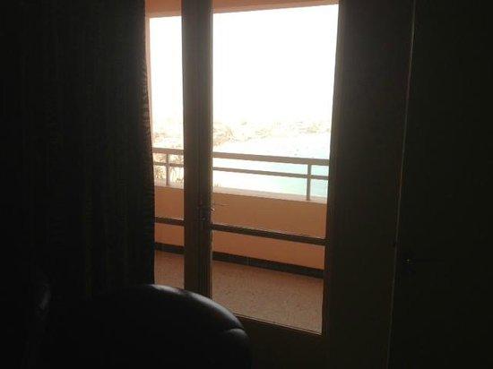 Hotel Ngor:                   balcony