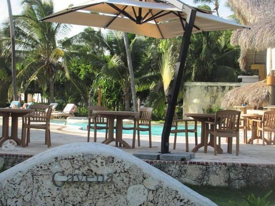VIK Hotel Cayena Beach:                   Private Pool