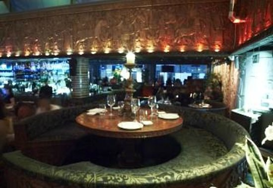 Photo of Chinese Restaurant Gilgamesh Restaurant Lounge Bar at Chalk Farm Road, London NW1 8AH, United Kingdom