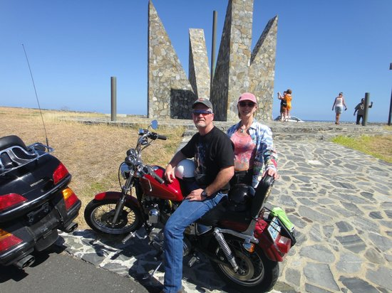 St. Croix Iron Horse Tours:                   Eastern most US. Udall point