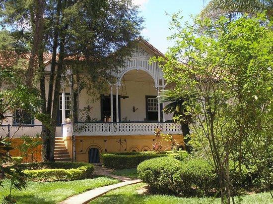 Hotel Fazenda Solar das Andorinhas : Casa Grande