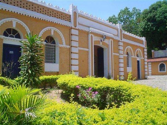 Hotel Fazenda Solar das Andorinhas : Arquitetura Colonial