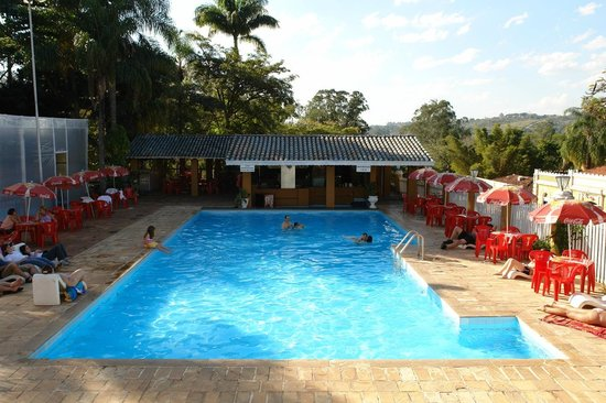 Hotel Fazenda Solar das Andorinhas: Piscina Aquecida