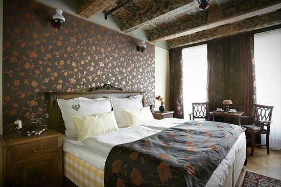 Residence U Cerneho Orla: Royal room