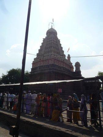 Aurangabad, Inde :                   stolen shot during the cue...