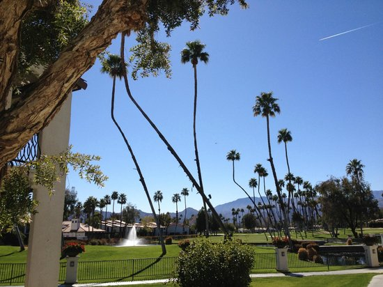 Omni Rancho Las Palmas Resort & Spa :                   Grounds