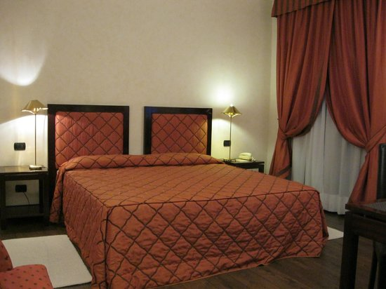 Hotel San Gallo Palace:                   Camera Standard