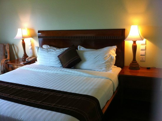 Sokha Beach Resort:                   double room