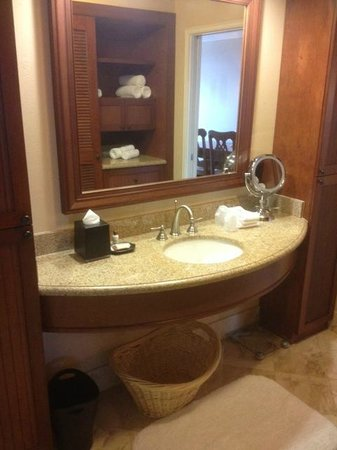 Sheraton Suites Key West:                   sink