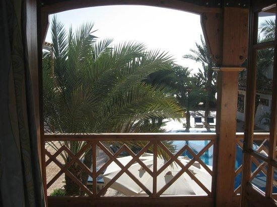 Acacia Dahab Hotel:                                     Balcony view