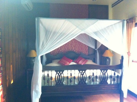 Baan Orapin Bed and Breakfast:                   Lovely sleeping area