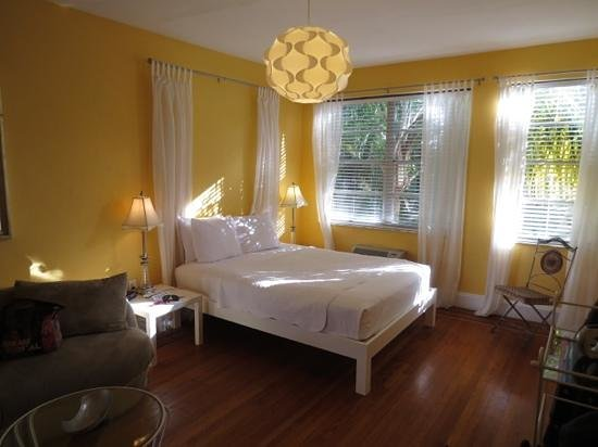 Villa Paradiso: dormitorio