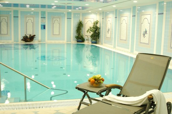 Danubius Health Spa Resort Grandhotel Pacifik : Pool