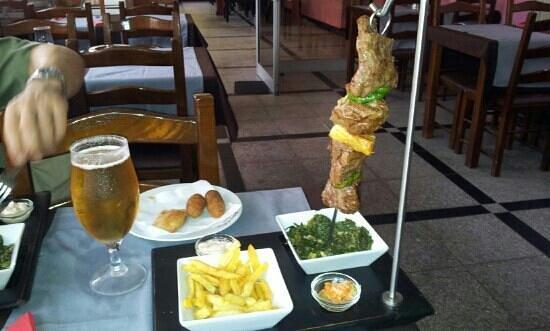 Restaurante Veneza :                   you'll love this dish :-)