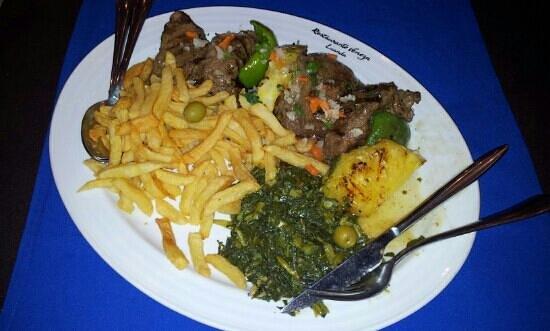 Restaurante Veneza :                   very good meat!!!!!