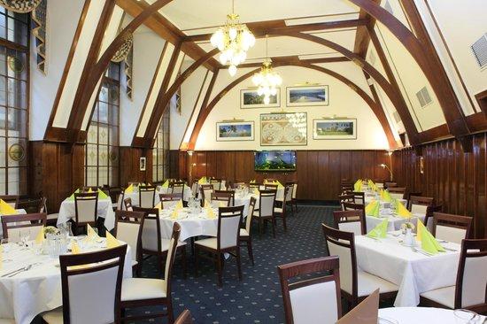 Danubius Health Spa Resort Grandhotel Pacifik : Restaurant
