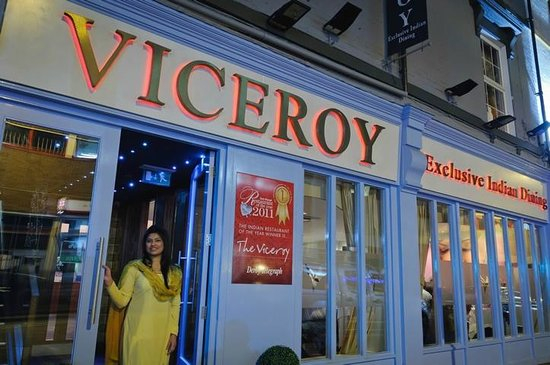 Viceroy Derby:                   Outside