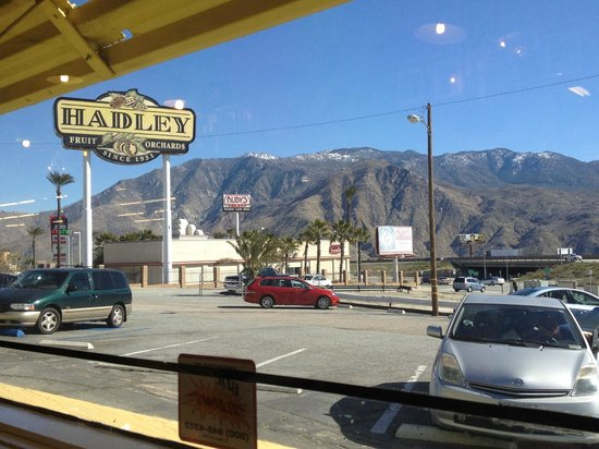 Windmill Market - best date shakes (outside Palm Springs)