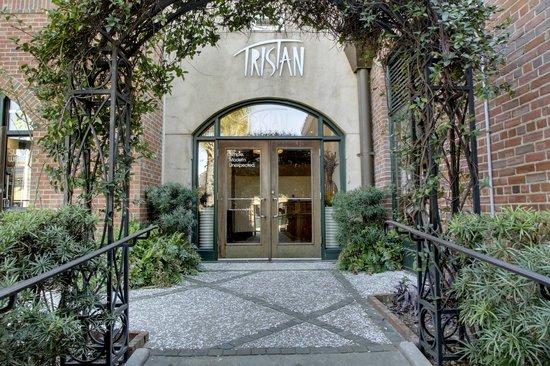 Tristan Restaurant : Market Street Entrance