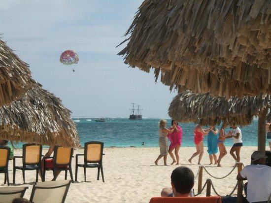 Secrets Royal Beach Punta Cana Lots Of Fun Activities Every Day