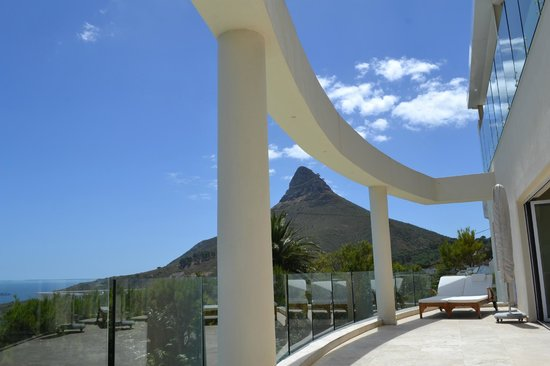 Atlantique Villa Camps Bay:                                     Lions Head