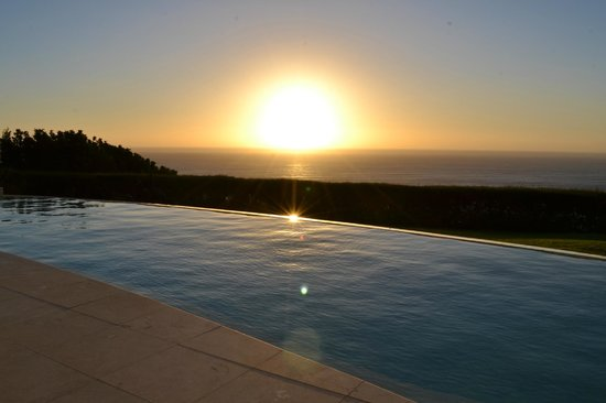 Atlantique Villa Camps Bay:                                     sunset