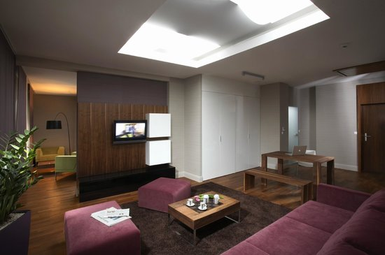 City Park Hotel & Residence: Executive