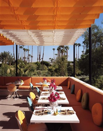 Norma's - Parker Palm Springs