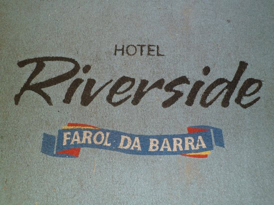 San Marino Hotel & Suites:                   Tapete na entrada